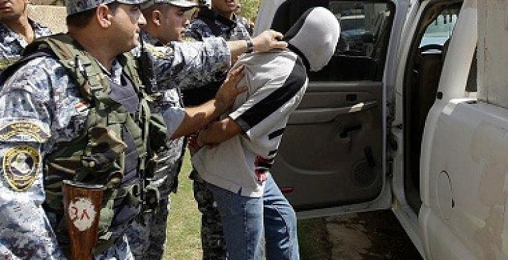 شرطة واسط تلقي القبض على متهم خطير في احد مداخل المحافظة