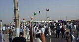 تظاهرة لمزارعي واسط للمطالبة بصرف مستحقاتهم المالية