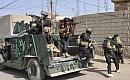 جهاز مكافحة الارهاب يقتحم حيي القادسية الثانية والبكر بمدينة الموصل