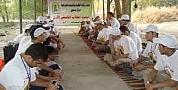 اختتام المخيم الكشفي لمديريات الشباب في واسط