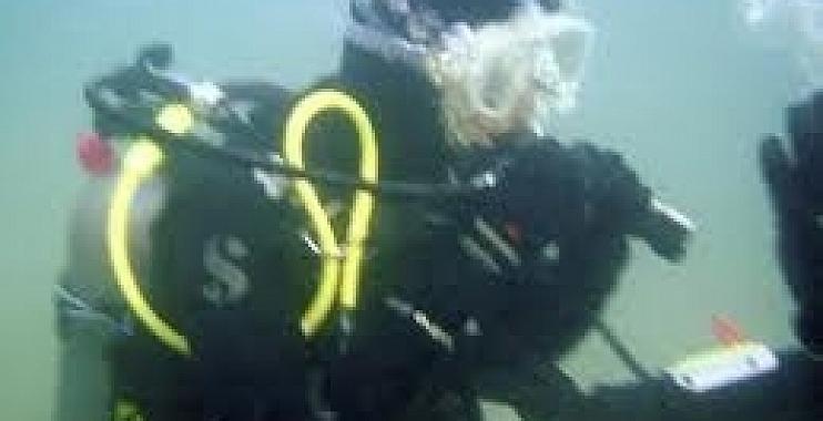 تخرج دورة جديدة من الغواصين في شرطة واسط