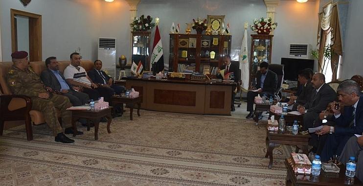 مجلس واسط يختار ثلاثة مرشحين من اصل 19 لمنصب قائد شرطة المحافظة