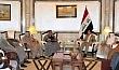النائب رشيد الياسري يلتقي رئيس مجلس النواب ويناقش اطلاق مبادرة توحيد الصف العشائري