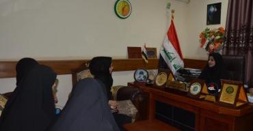 حقوق الإنسان بمجلس واسط: مشروع زواج القاصرات انتهاك لحقوق الطفولة العراقية