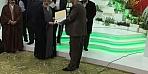 فوز الباحث صالح الطائي بالجائزة الاولى لمسابقة الكتابة عن الامام الحسن ع