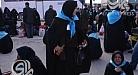 منفذ زرباطية يستقبل نحو عشرة آلاف زائر إيراني لأداء زيارة الأربعين