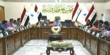 رئيس مجلس محافظة واسط يستقبل عدد من مهندسي محطة واسط الحرارية ، ويؤكد لهم سنلتقي العبادي قريبا