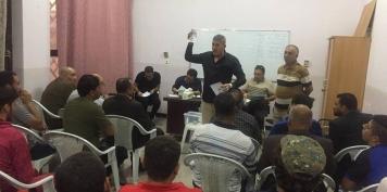 شلال يفوز بانتخابات اللجنة البارالمبية الفرعية في واسط