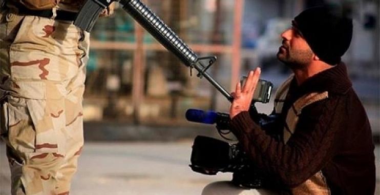 العراق يحتل المرتبة الرابعة في البلدان الأكثر عنفًا ضد الصحفيين خلال عام 2016