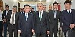 السفير الصيني يزور واسط ويبحث سبل تفعيل التعاون المشترك لتنفيذ المشاريع الاستثمارية