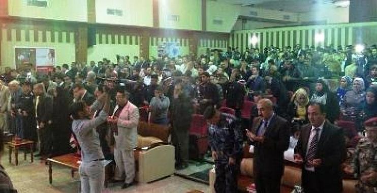 موقع الكوت نت يقيم مهرجانه السنوي السادس لتكريم المبدعين في المحافظة