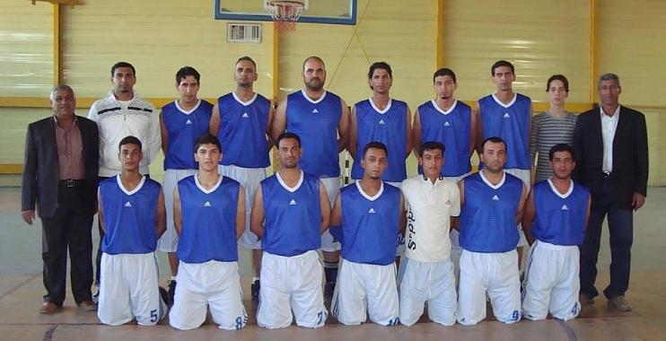 نادي الموفقية يتأهل الى الدوري الممتاز لكرة السلة
