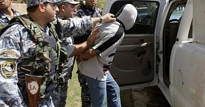 شرطة واسط تتمكن من اعتقال مدانين محكومين غيابياً بالإعدام