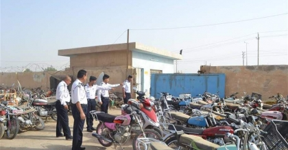 شرطة واسط تحدد اوقات حظر تجوال الدراجات النارية في المحافظة