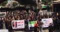 انطلاق تظاهرة في واسط تنديداً بجعل القدس عاصمة لاسرائيل