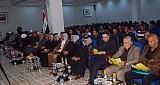 جامعة واسط تسعى الى اصدار قرار أممي يضمن تجريم الاعتداء على الشعائر الحسينية