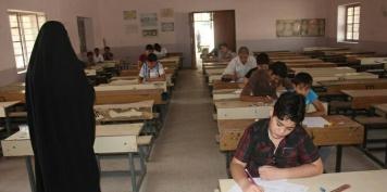 واسط تهيأ 142مركز امتحاني لاستقبال طلبة الدراسة الإعدادية لأداء امتحاناتهم النهائية
