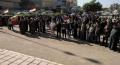 العشرات يتظاهرون احتجاجا على طلب اسرائيل جعل القدس عاصمة لها