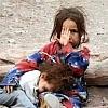 قصة طفلة وضابط في الموصل..