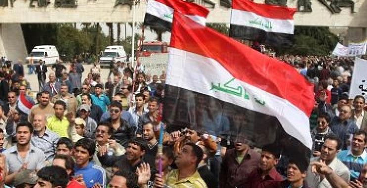 اعتقال أحد المشرفين على تنظيم مظاهرات في واسط