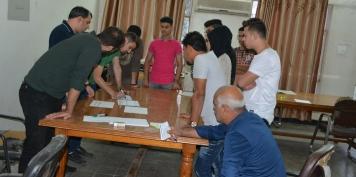 فريق تنمويون ينظم جلسة لتطوير مهارات اللغة الانگليزية