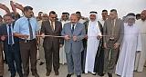 العوادي يفتتح الموقع الثاني لاستلام محصول الحنطة في النعمانية
