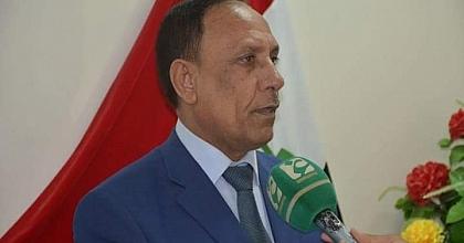البيضاني  يبارك الانتصارات التي تحققها القوات الامنية وقوات الحشد الشعبي في #الفلوجة