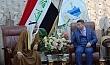 الزاملي يدعو الى تعزيز اللحمة الوطنية بين اطياف المجتمع العراقي وادامة روح الانتصارات المتحققة على عصابات داعش