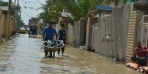 لجنة الخدمات تستنفر جميع ملاكاتها البشرية والآلية لسحب مياه الامطار