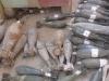 العثور على أكداس من الألغام والصواريخ في زرباطية بمحافظة واسط