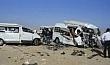 وفاة طالب واصابة 4 اخرين حالة 2 منهم خطرة في حادث مروي بقضاء العزيزية