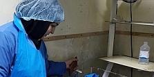 مستشفى الزهراء في الكوت تشهد ولادة نادرة لاربع توائم ذكور