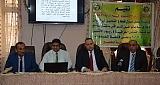 كلية الإدارة والاقتصاد في جامعة واسط تقيم حلقة نقاشية حول واقع سوق صناعة التاْمين في العراق