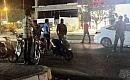 شرطة واسط تحضر سير الدراجات النارية ليلاً
