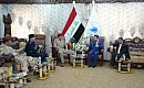 رئيس مجلس محافظة واسط يستقبل قائد عمليات الرافدين ويدعو الى دعم الجهد الاستخباري