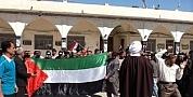 تظاهرات في مدينة الكوت تضامنا مع المعتقلين الفلسطينين