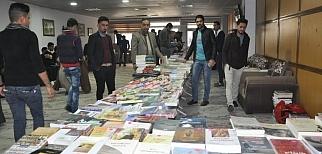 جامعة واسط تستضيف معرضا للكتاب العلمي والثقافي