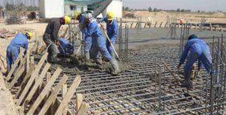 شركة المنصور العامة تباشر بتنفيذ مشروع مبنى عقارات الدولة في محافظة واسط